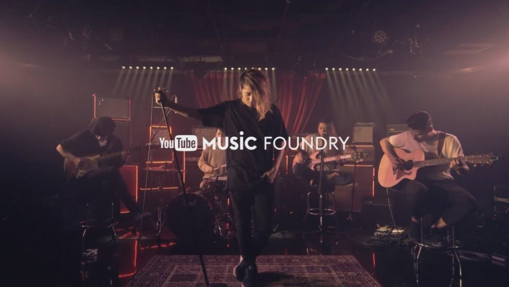 Youtube Music Foundry