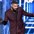 Drake aux Billboard Music Awards 2019