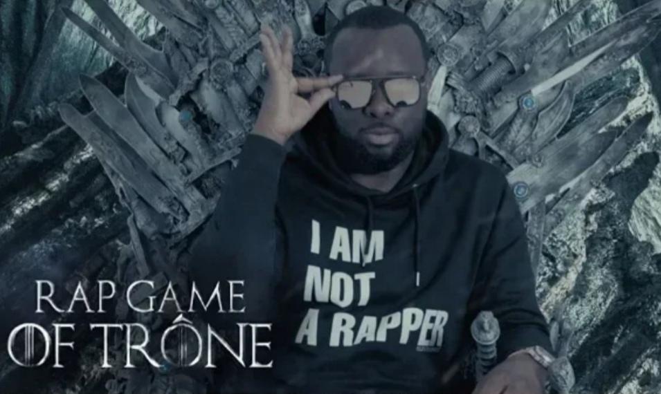 """Gims dans """"Rap Game of Trône"""""""