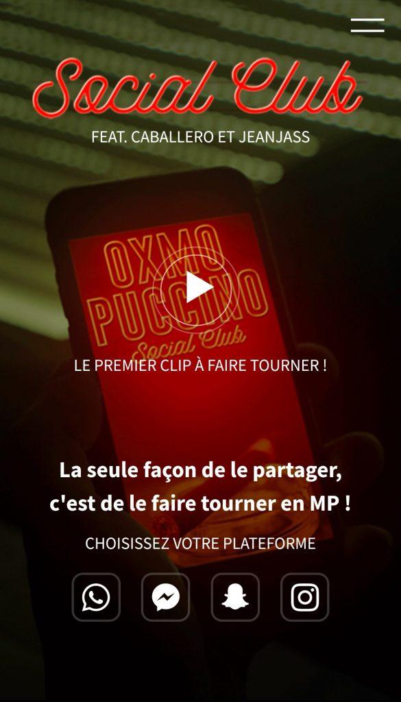Oxmo Puccino Social Club
