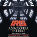 Affiche « Iris: A Space Opera by Justice »